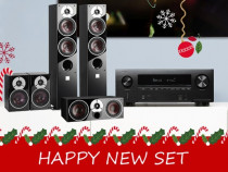 Акция Happy New Set! Новогодние скидки на Hi-Fi комплекты